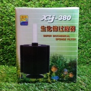 Sponge Filter and air pump