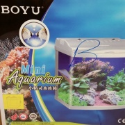 Boyu Mini Aquarium Tank