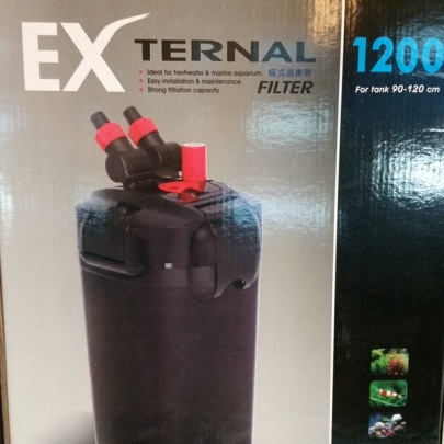 Canister Filter EX1200