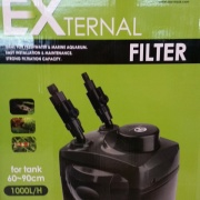 Canister Filter Xternal