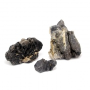 ANS NatureDeco Black Dragon Rock (per KG)