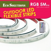 ECO SOLUTIONS Outdoor Led Flexible Strip 5M RGB