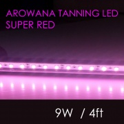 RIBAO Arowana led Sub (SUPER RED)9W 112cm