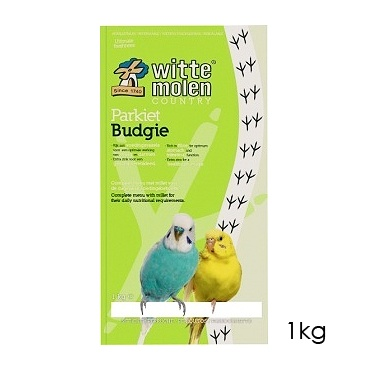 Witte Molen COUNTRY Budgie 1kg