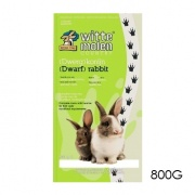 Witte Molen COUNTRY Dwarf Rabbit 800g