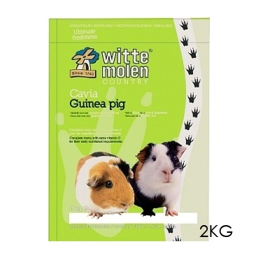 Witte Molen COUNTRY Guinea Pig 2kg
