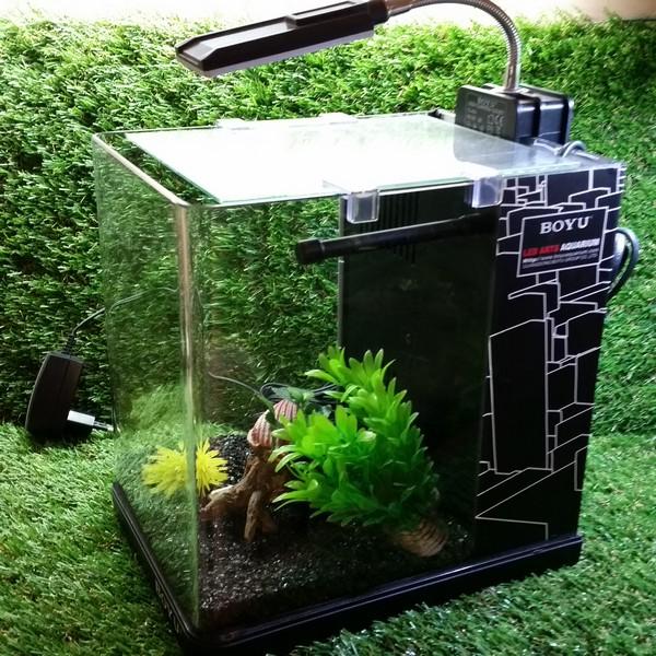 Aquarium Tanks Slide Glass Tank Boyu